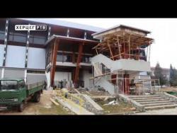 SPORTISTI NASTAVLJAJU SA AKTIVNOSTIMA: Završena prva faza rekonstrukcije Sportske dvorane 'Nevesinjka' (VIDEO)