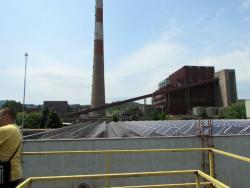 RiTE Ugljevik: Puštena u rad solarna elektrana