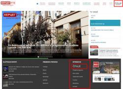 Čitulje na Herceg TV - Od danas pratite čitulje na našem portalu