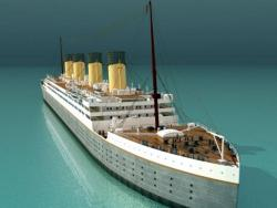 Kinezi grade repliku Titanika za 130 miliona evra