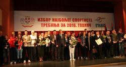 Sutra izbor najboljeg sportiste grada Trebinja
