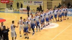 Trebinjski košarkaši bolji od 'Slavije' (FOTO)
