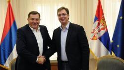 Srpska i Srbija imaju  snažne i neraskidive bratske veze