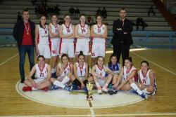 Trebinjke šampionke Republike Srpske
