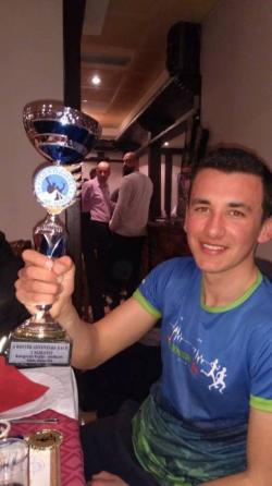 Trebinjski planinar i biciklista  Miloš Bodiroga osvojio prvo mjesto u Crnoj Gori