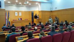 Trebinje: Komemoracija povodom smrti Dragana Zelenovića