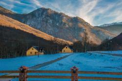 NP Sutjeska: Izgrađene dvije vile sa 30 ležajeva