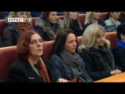 Trebinje se oprostilo od Dragana Zelenovića (VIDEO)