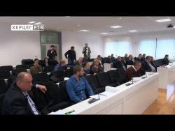Prekinuta sjednica bilećkog parlamenta (VIDEO)