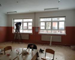 Trnovo: Donacijom predsjednika Srpske počela sanacija škole