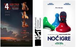 Dva nova filma u trebinjskom bioskopu