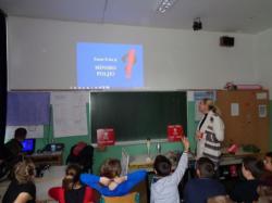 JU Ekologija i bezbjednost Trebinje:  Sutra predavanje 'Stop minama'