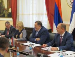 Dodik: Cilj SNSD-a je pobjeda na svim nivoima i više od 42 poslanika u NSRS