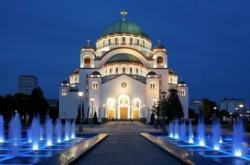 Zvona svetosavskog Hrama u čast novorođenog Karađorđevića