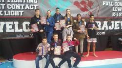 Kik bokseri Veleža osvojili devet medalja na Ilidži