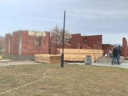Prebilovci: Završetak izgradnje parohijskog doma zavisi od donatora