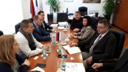 Trebinje: Delegacija iz Bugarske na prijemu kod gradonačelnika