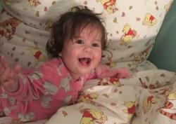 Sofija se vratila iz Lozane: Uspješan prvi tretman spasavanja njenog jedinog oka
