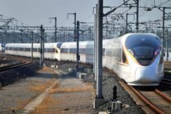 Kinezi za devet sati izgradili željezničku stanicu