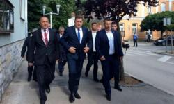 Dodik i Cvijanović večeras u Trebinju
