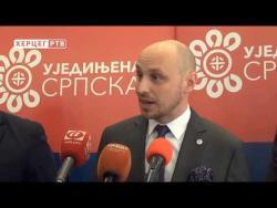 Stevandić u Trebinju: Podrška Dodiku za srpskog člana Predsjedništva BiH  (VIDEO)