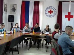 Konferencija mladih Crvenog krsta