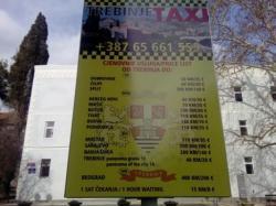 Udruženje taksista damama Trebinja: VOŽNJA U POLA CIJENE ZA 8. MART