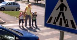 PU Trebinje: Akcija u saobraćaju sa akcentom na odnos vozač - pješak