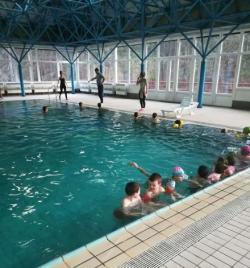 Višegrad: U banji 'Vilina vlas' za učenike besplatna obuka u plivanju