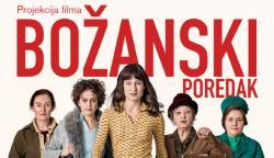 Trebinje: Film 'Božanski poredak' u Kulturnom centru  8. marta