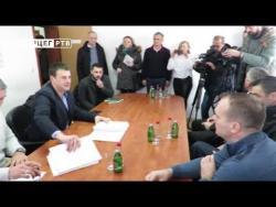 Nevesinje: Potpisan ugovor za izgradnju vodovoda vrijedan 2,9 miliona maraka (VIDEO)