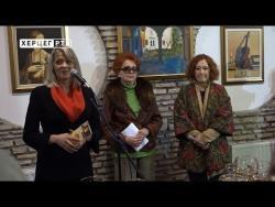 Gacko: Prva samostalna izložba Koviljke Milinković (VIDEO)