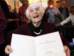 Jevrejka u Njemačkoj doktorirala u 102. godini
