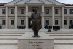 Višegrad: Obilježene 43 godine od smrti Iva Andrića