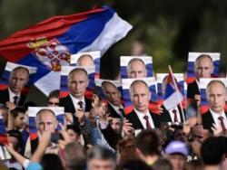 Srbi Putinu vjeruju koliko i Rusi