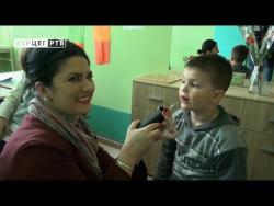 U OŠ 'Sveti Sava' Bileća otvoren savremen logopedski kabinet (VIDEO)