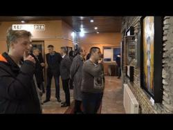 Izložba 'Belezi velikih zločina' prikazana i u Gacku (VIDEO)