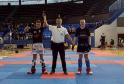 Evropski kik boks kup: Dvije medalje za Nevesinjce