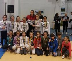 Nevesinjski 'LETS DENS' osvojio 25 medalja na državnom prvenstvu