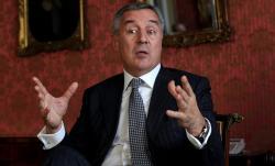 Milo Đukanović predsjednički kandidat