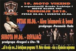 Moto vikend u Trebinju: Još dva benda potvrdila nastup