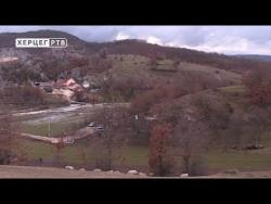 Nevesinjsko selo Biograd postaje jezero (VIDEO)