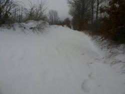 Olujni vjetar u Hercegovini stvara velike probleme u saobraćaju