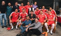 Fudbaleri Srbije sa Draganom Bjelogrlićem snimili spot za Mundijal