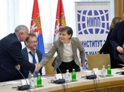 Brnabić: Srbija neće prihvatiti albansku državu na svojoj teritoriji