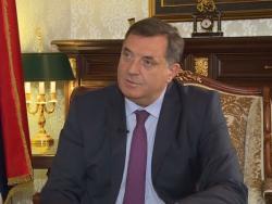 Dodik: Ivanić omalovažio institucije i obmanuo građane Srpske