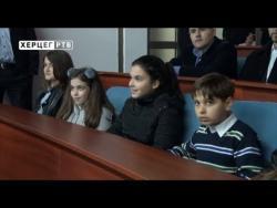 Helena Brajić i Sergej Mandić najbolji na konkursu 'Ti koja pojiš i hraniš - besmrtna ljepotice' (VIDEO)