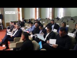 Nevesinjska skupština o problematici Vodovoda (VIDEO)