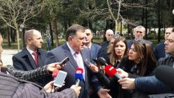 Dodik u Trebinju: Na Drini ne može biti NATO granica