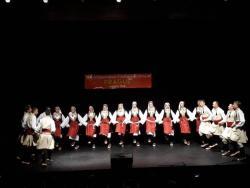 Članovi KUD 'Zelengora' Gacko na festivalu u Pragu